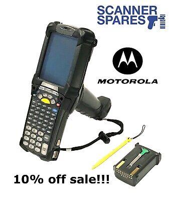 Symbol Motorola Mc9090-gf0hbega2wr 1d Windows Ce 5.0 Warranty Barcode Scanner