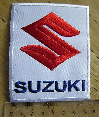 Aufnäher / Aufbügler/ Patch: SUZUKI - Logo A - Rar!
