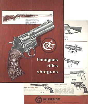 Catalogs - Colt Gun