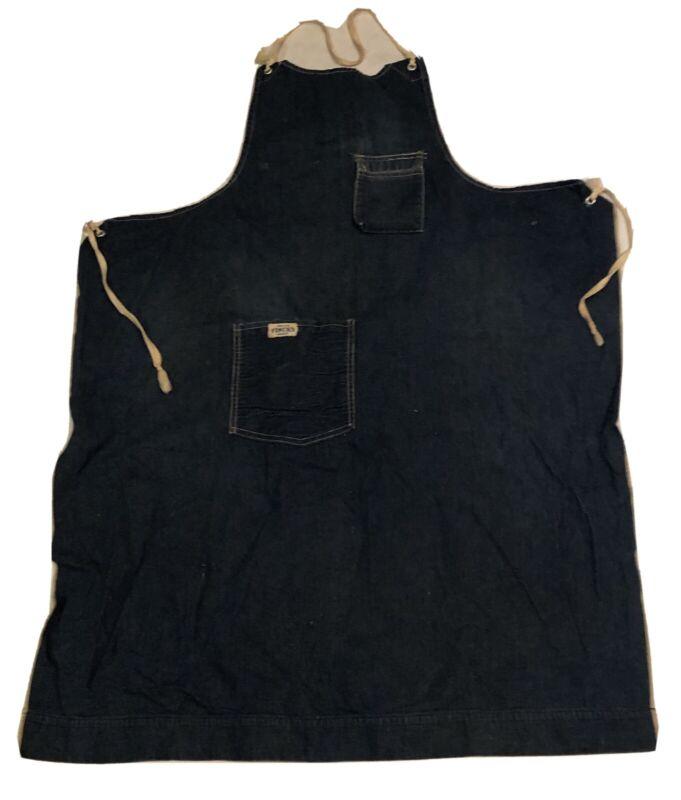 Vintage FINCK'S Detroit DENIM Workwear APRON