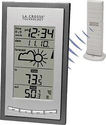 WS-9077TWC-IT La Crosse Technology Wireless Forecast Weather Station TX29U-IT