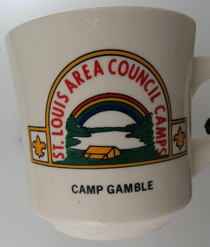 Camp Gamble St. Louis Area Council Camps Mug [MUG-670]