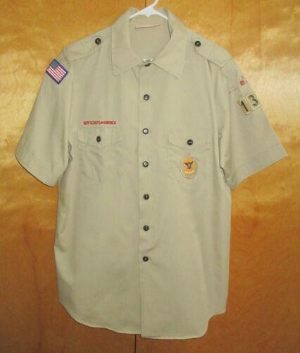 BSA Boy Scout Official Men