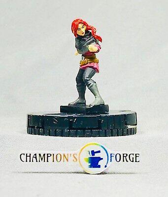 Black Widow Secret (Heroclix Secret Wars Battleworld Black Widow #021 Uncommon w/)