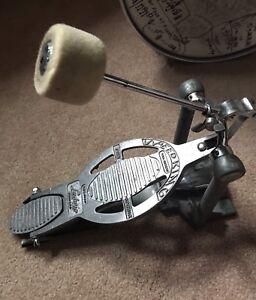 Vintage Ludwig Speed King pedal. Great shape.