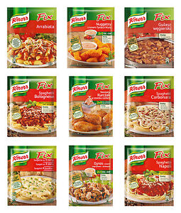 Knorr Fix Recipe Mixes Dish Sauces Chicken Nuggets Spaghetti ... | {Knorr fix 85}