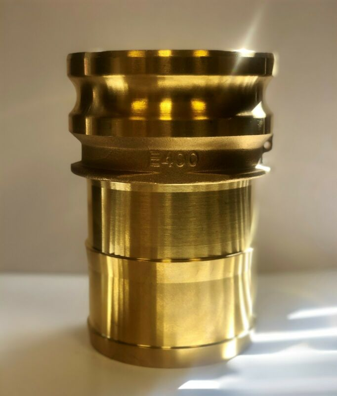 E400 Brass Camlock Fitting
