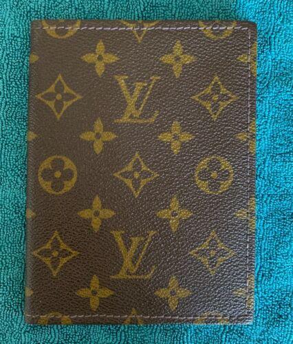 Vintage Louis Vuitton Monogram Agenda Organizer