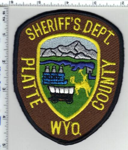 Platte County Sheriff
