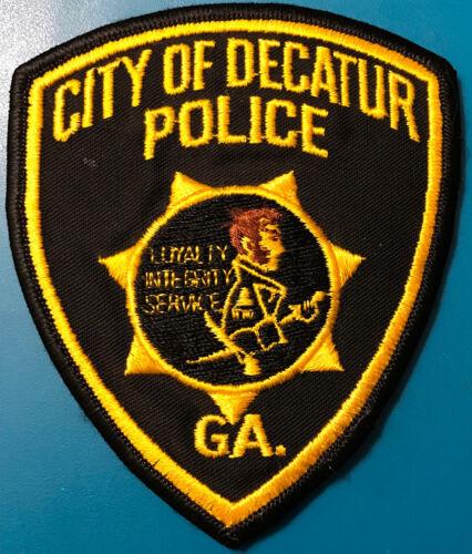 Decatur Police Georgia Patch