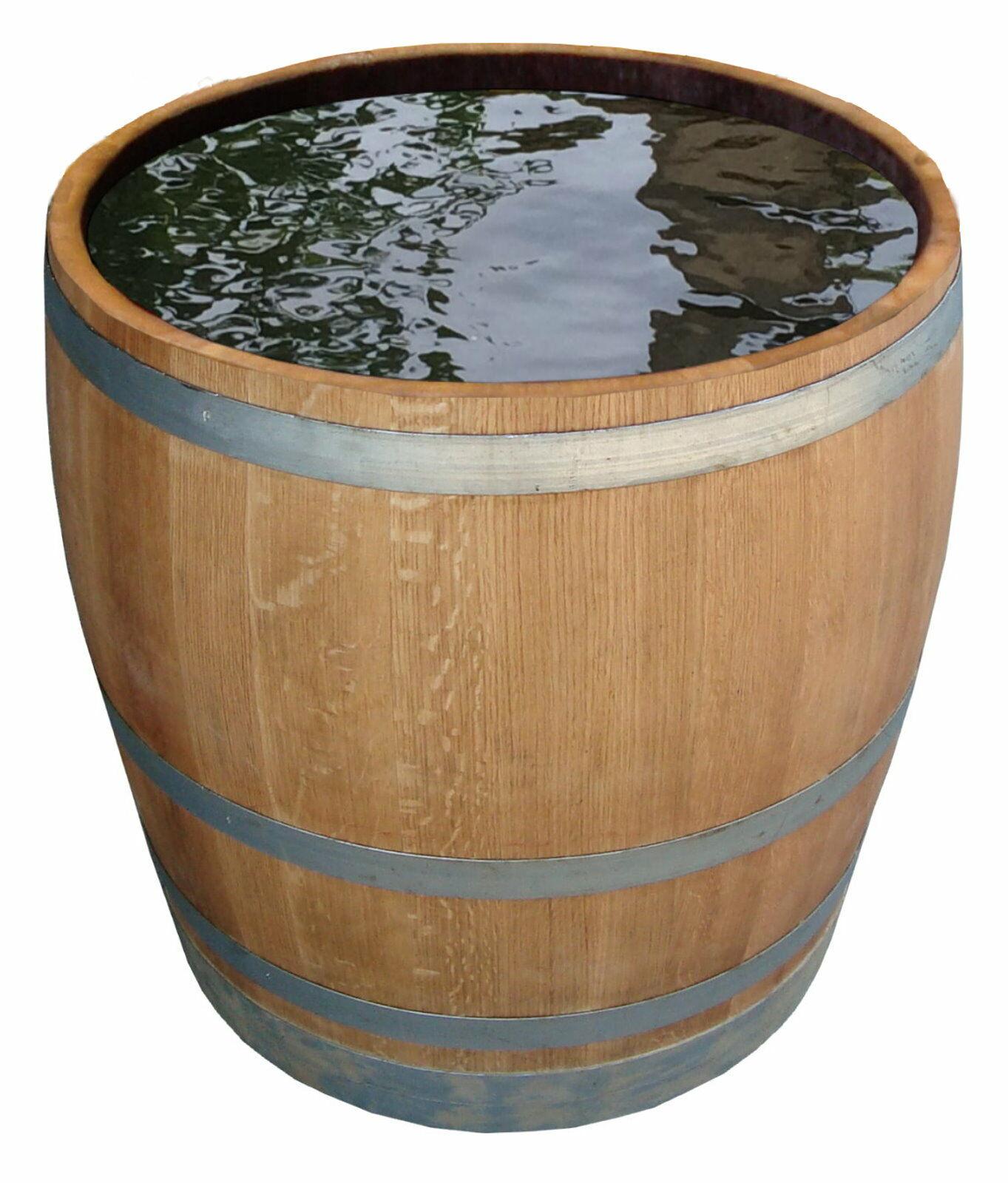 Holzfaß,Weinfaß,Regentonne,Faß,Eichenfaß, Miniteich,Pflanzkübel,Regenfaß,40-180L