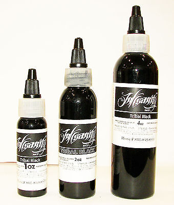 Inksanity Tribal Black Tattoo Ink Made In Usa Not Eternal Supply Not Dynamic