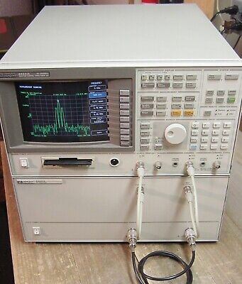 Hp Agilent 89441a Vector Signal Analyzer Tested