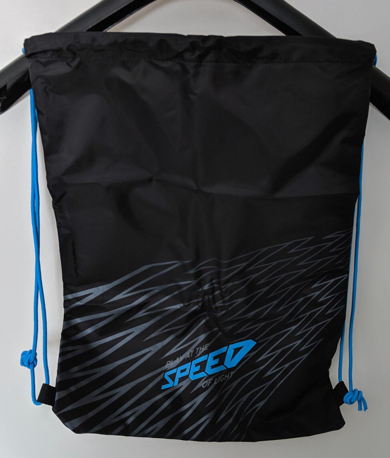 HEAD Speed Schuhbeutel - Schuhtasche für Tennisschuhe - schwarz/blau