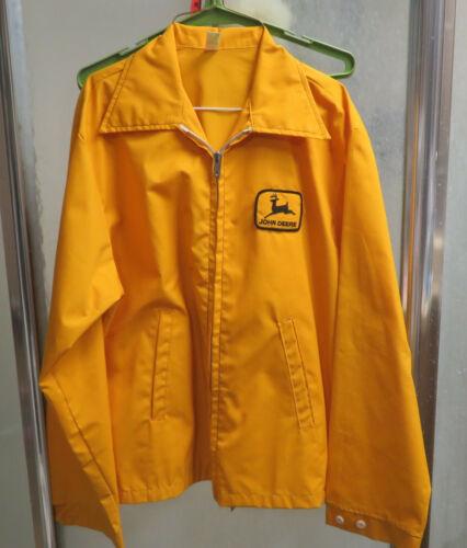 Vintage John Deere Jacket Coat Industrial SZ M  Louisville Sportswear NOS USA