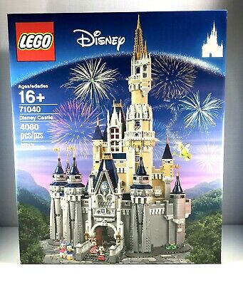 LEGO Disney Castle Set 71040 New in Box