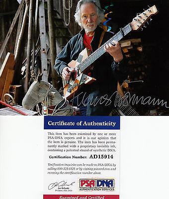 Beatles related Klaus Voormann artist designed album Revolver PSA DNA SIGNED