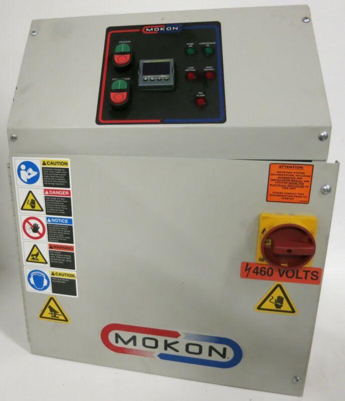 Mokon CP100062 Microprocessor Pump Compressor Controller Eurotherm 3216