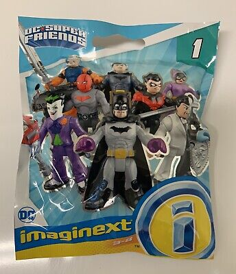 RED HOOD - Imaginext DC Super Friends - Series 1 - New & Sealed - #81