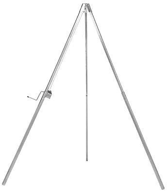 Schneider Dreibein 200 cm Edelstahl Schwenkgrill Gartengrill