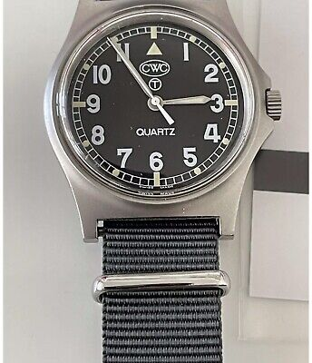 CWC G10 Military watch In Great Condition