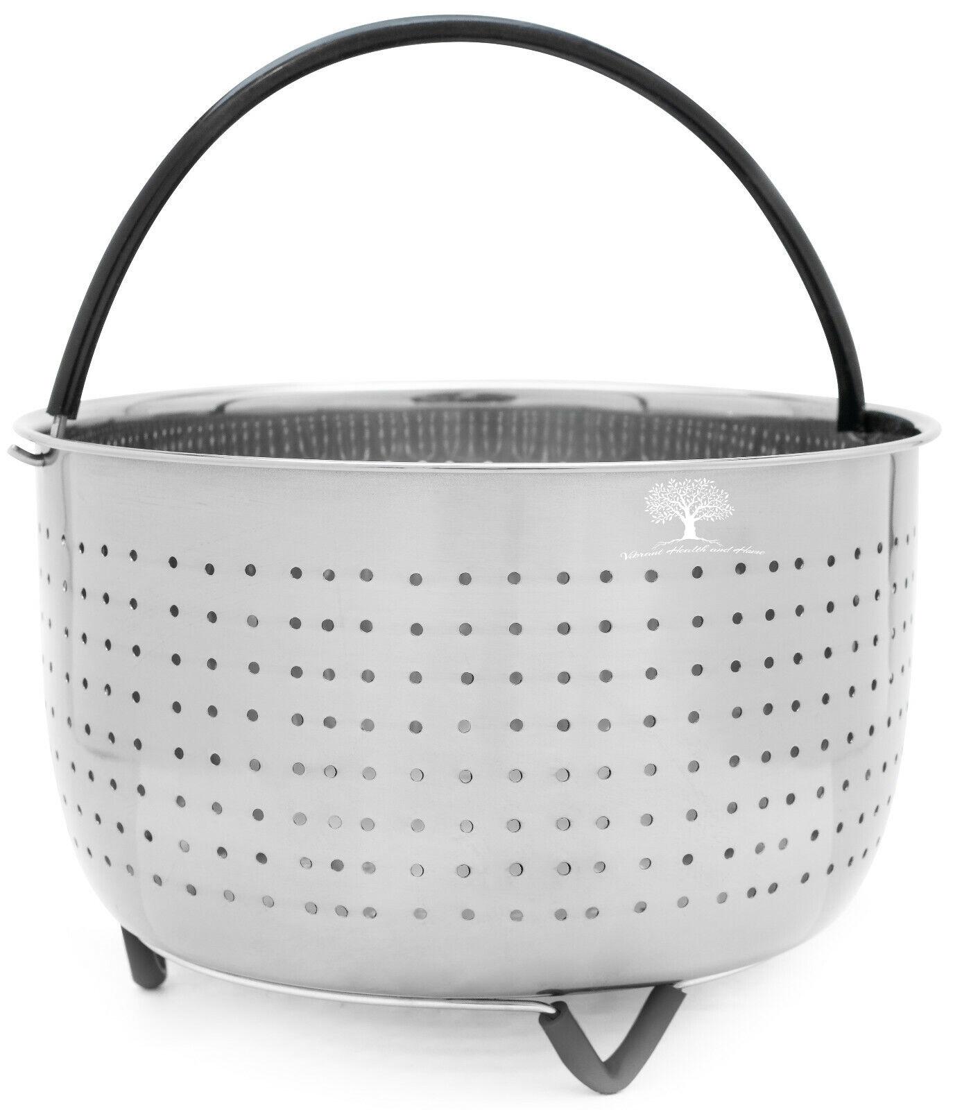 Instant Pot Accessories Steamer Basket for 6 - 8 QT Instapot