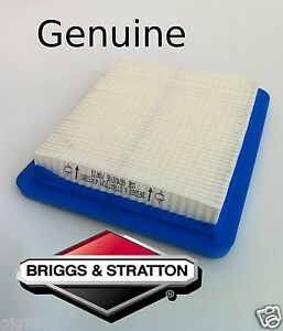 Briggs and Stratton Genuine Air Filter 491588S Quantum