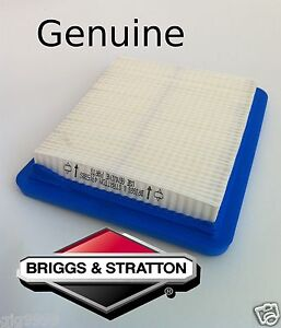 Briggs and Stratton Genuine Air Filter 491588S 491588 Quantum 625 650 675 Series