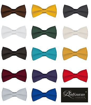 Bow tie Classic Adjustable Bowtie for Men Tuxedo Bow Ties Formal Wedding Prom