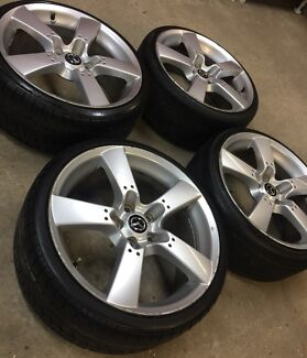 Mazda RX8 Wheels / Rims and Tyres  - 18 inch