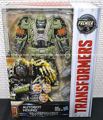 Hasbro Transformers The Last Knight Voyager Class Figure Autobot Hound
