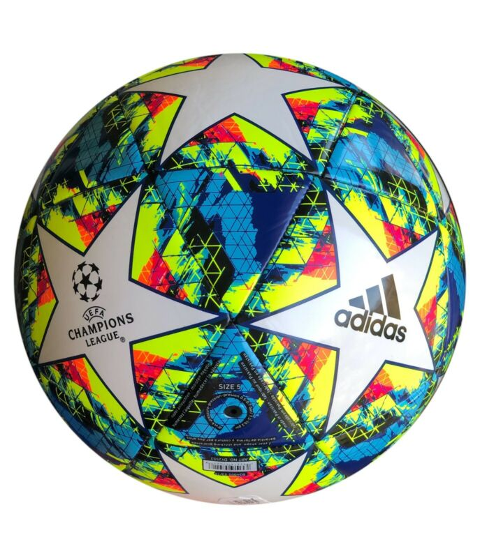 adidas Soccer Ball Uefa Champions League 2020 100% Adidas Authentic Size 5 NEW