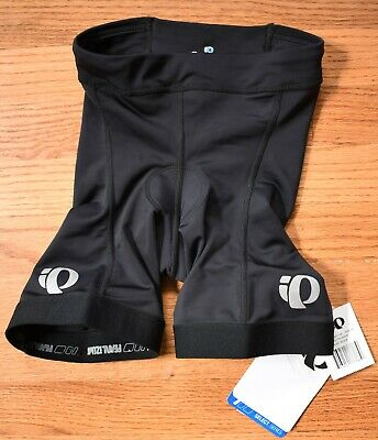 PEARL IZUMI Select Series Padded Cycling Tri Shorts Womens XS Black Triathlon