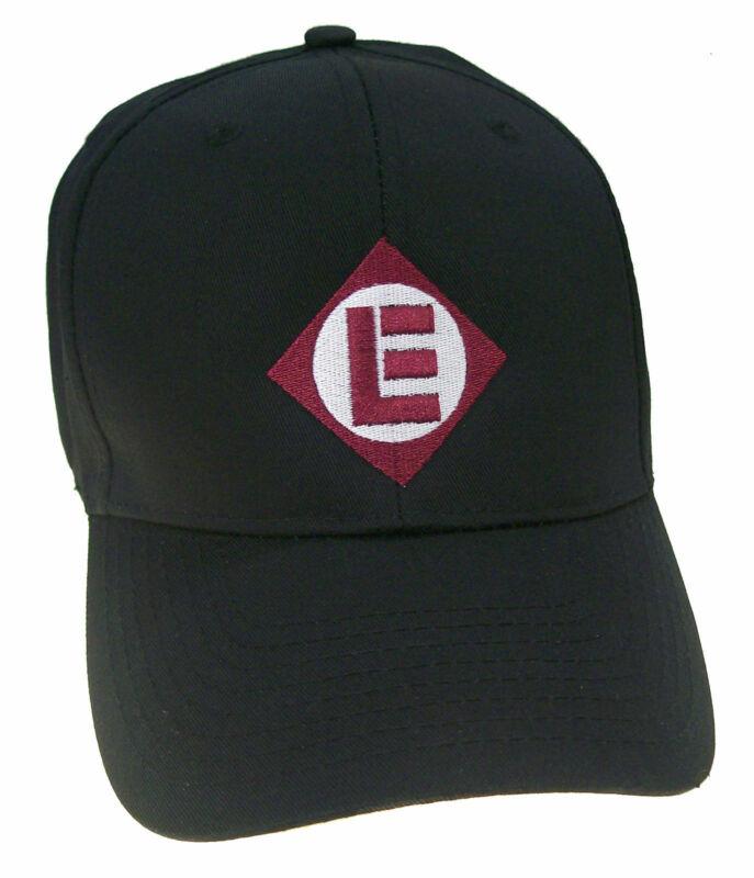 Erie-lackawanna Railroad Embroidered Cap 40-3200 W/decal Bundle Option