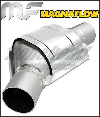MagnaFlow Conv Univ 2.25inch Angled Inlet