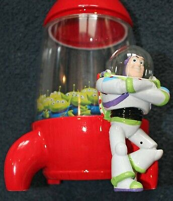 Toy Story Buzz Lightyear Space Crane Collector Cookie Jar!