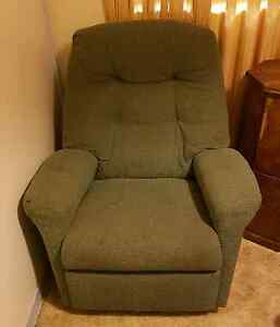 Rocker recliner chair.. very comfy and not huge. Dean Park Blacktown Area Preview