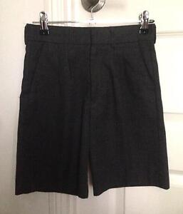 Rivermount College Uniforms Grey Pleated School Shorts Size 10 Ormeau Hills Gold Coast North Preview