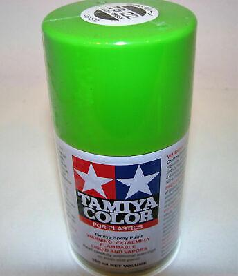 Tamiya 85022 Lacquer Spray Paint TS-22 Light Green 100ml Spray Can