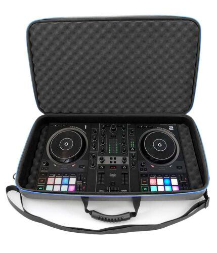 CM Hard Case for Hercules DJControl Inpulse 500 DJ Controller - Travel Case Only