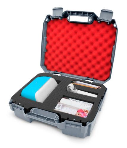 CM Scrapbooking Travel Case for Cricut Joy & Accessories - Gray Case Only