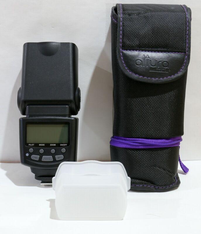 Wireless Camera Flash Hot Shoe - Altura RoHS w/ Bag + Diffuser