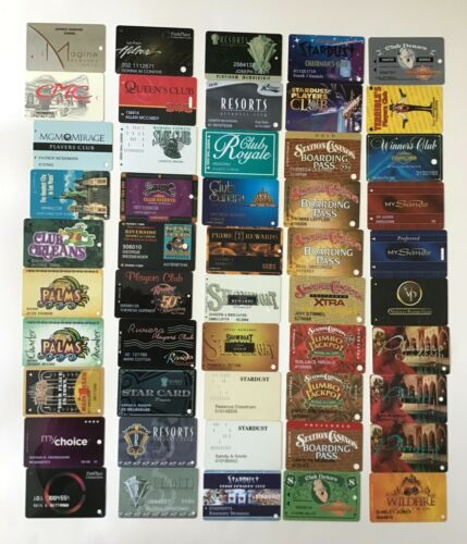 100 Casino Slot / Players Cards