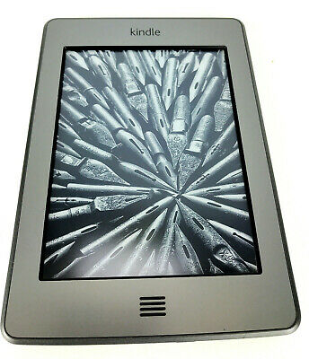Amazon Kindle Touch 4th Generation Model D01200  Works and Wi-Fi Tested comprar usado  Enviando para Brazil