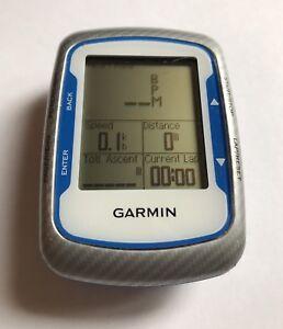 Garmin Edge 500 cycling computer