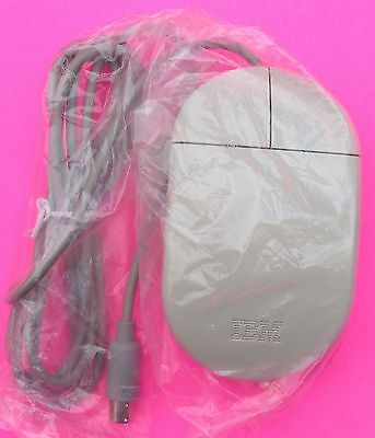 2 Button Ps2 Mouse - NEW VINTAGE GENUINE IBM PS/2 MOUSE 2 BUTTON RARE 13H6690 06H4590 06H4595 - 12065