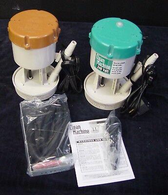 Adobe Air Mastercool Cp480b Pump Cm240b Purge Pump Package 240 Volt 1 Phase