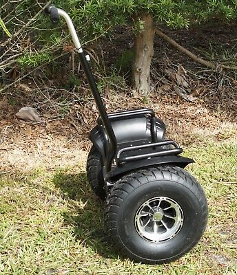 TWO WHEEL  OFF ROAD  ELECTRIC SELF BALANCING  VEHICLE 84V MILITARY GRADE