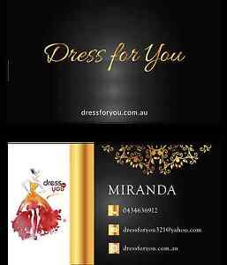 Dress For You Marrickville Marrickville Area Preview