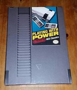 NES - Playing With Power (Nes Classics) Tuggerah Wyong Area Preview